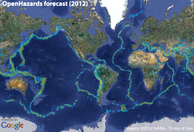 OpenHazards forecast